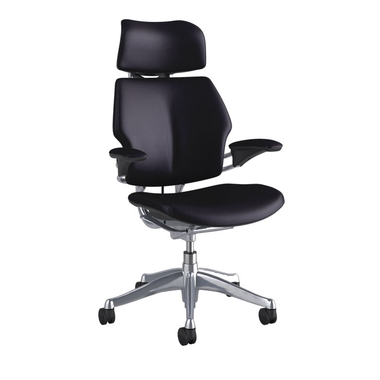 HUMANSCALE LIBERTY FREEDOM OFFICE CHAIR LEATHER
