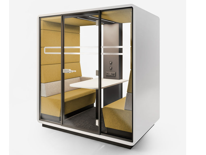 HUSH OFFICE meeting booth