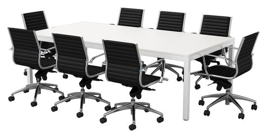 Cubit Boardroom Table - Meeting/ Boardroom Tables - pimp-my-office-au