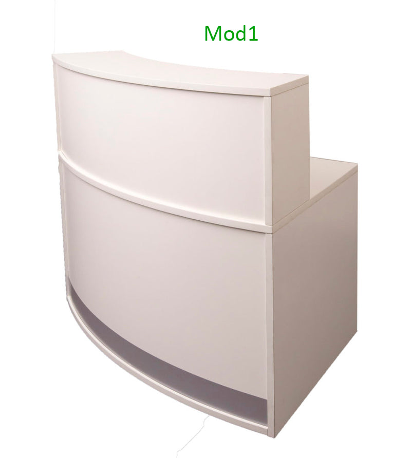 Rapid Modular Reception Counter - Best Reception Desk in Sydney