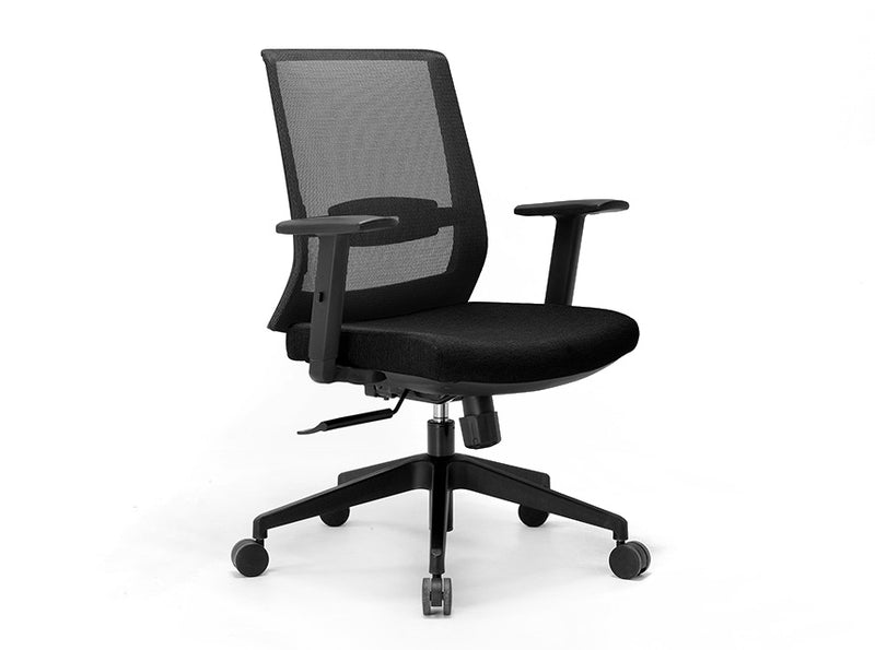 Mono Black Chair