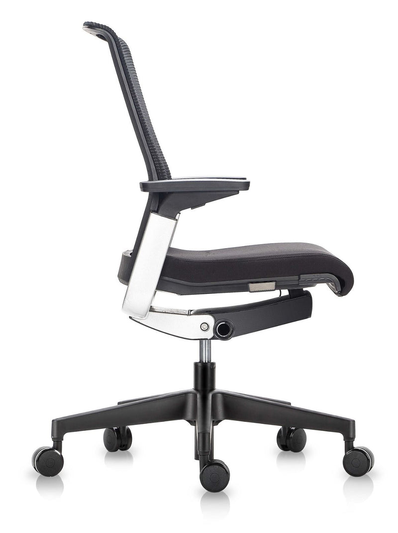 Match office chair with headrest