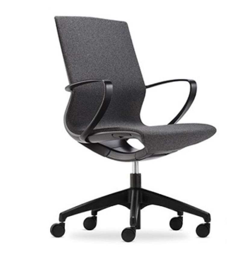 Moda Office Chair black frame
