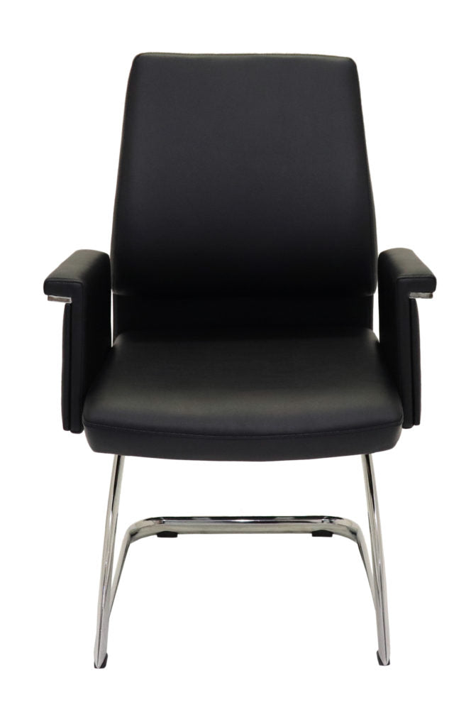 Pelle Executive Office Visitor Chairs