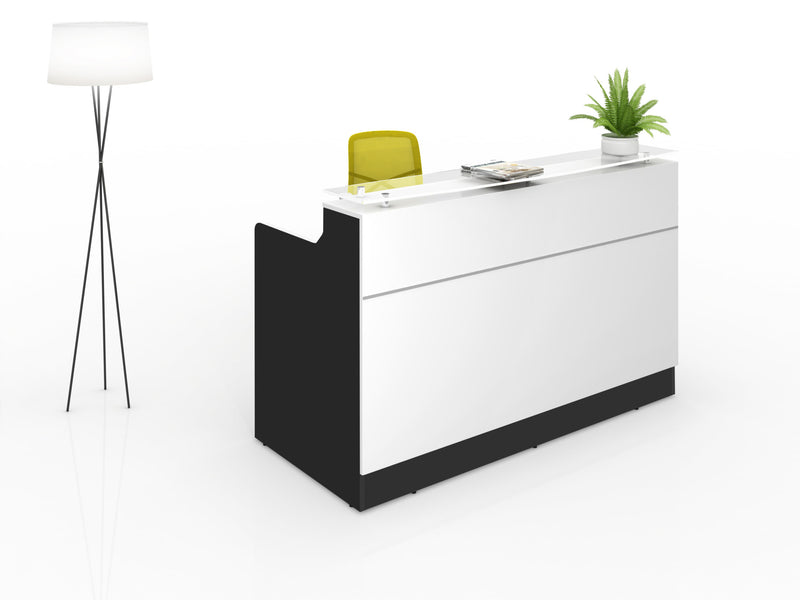 Classic Reception Counter - Reception Desk