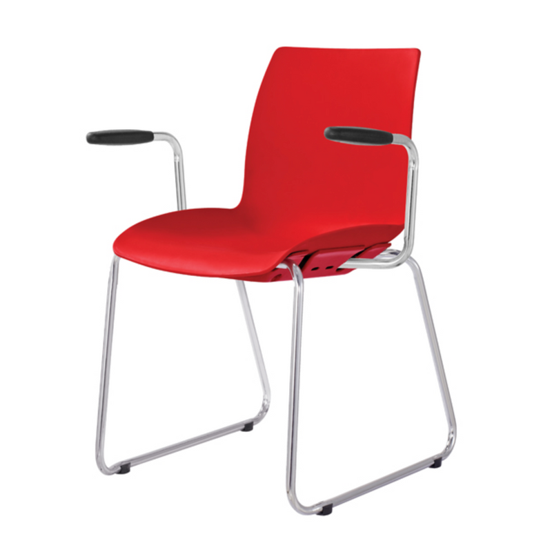 CASE-SRA - Visitor/ Side Chairs - pimp-my-office-au