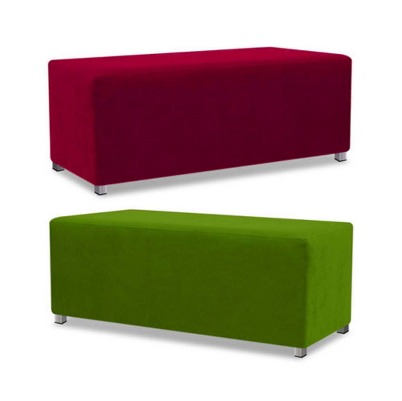 RECTANGULAR OTTOMAN - Lounges and Soft Furnishings - pimp-my-office-au