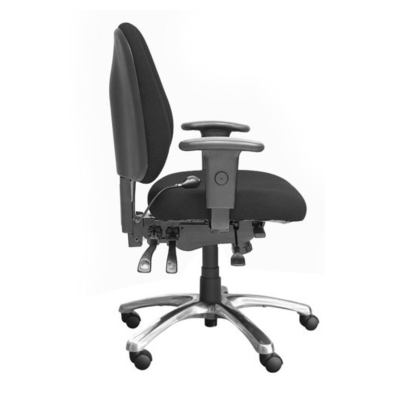 Ottawa Office Chairs with arms- Task/ Desk Chairs - pimp-my-office-au