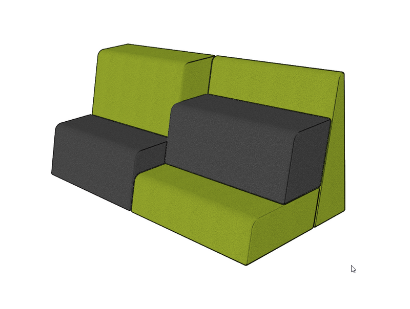 Motion Grandstand Seating - Seating & Ottomans - pimp-my-office-au
