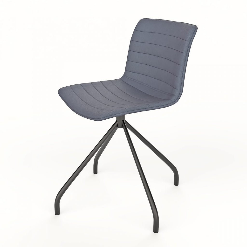 Smooth Chair- Fixed Glide - Smooth Office Chair