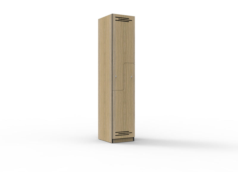 Step Door Melamine Locker