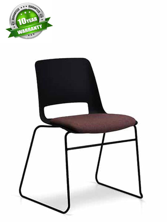 Unica Sled Chair - Boardroom and Meeting Chairs