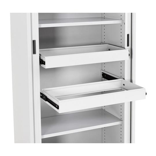 Ultimet Tambour Unit - Office Shelving - pimp-my-office-au