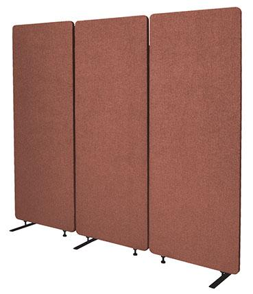 Zip-Acoustic-Screen-Divider-single
