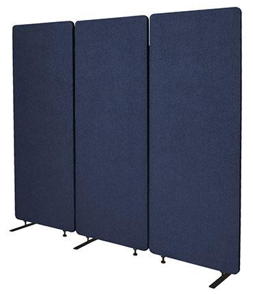 single-Acoustic-Screen-Divider