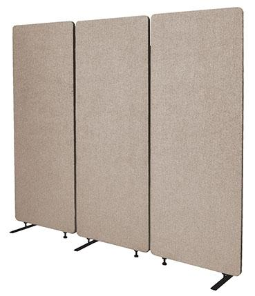 ZIP Extension Panel - Single panel office partition