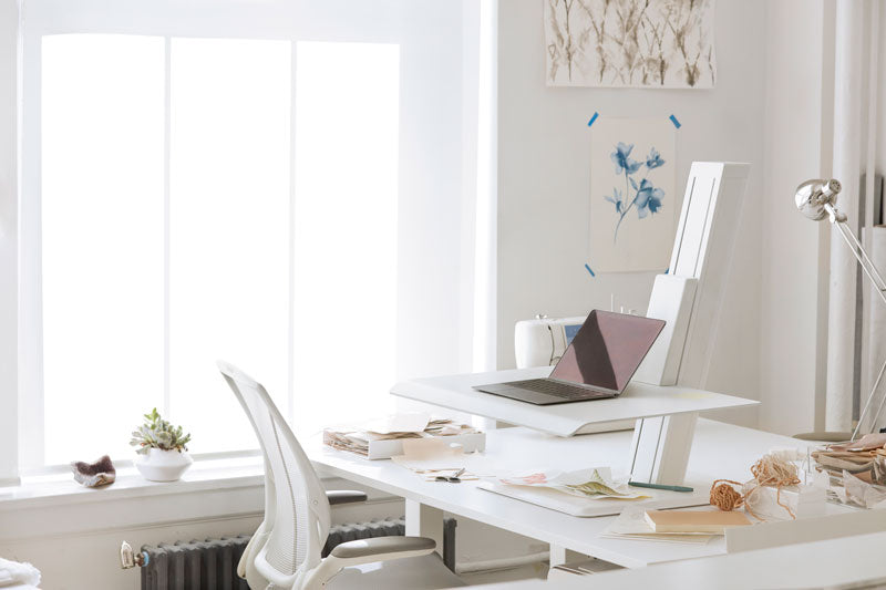HUMANSCALE QUICKSTAND ECO dual