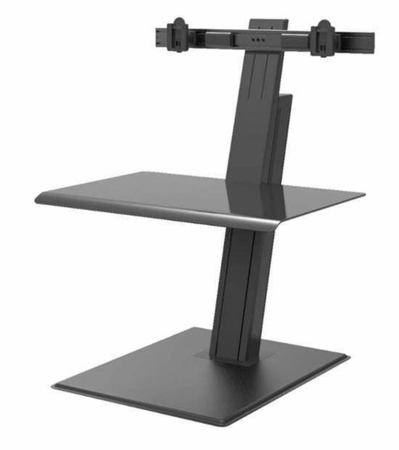 Humanscale Quickstand Eco Dual sit to stand