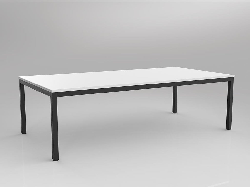 Axis Meeting Table 2400 x 1200 - Meeting/ Boardroom Tables - pimp-my-office-au