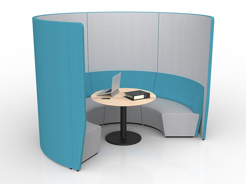 Motion Arc 4 high Walls 2000 - Meeting & Collaboration Spaces - pimp-my-office-au