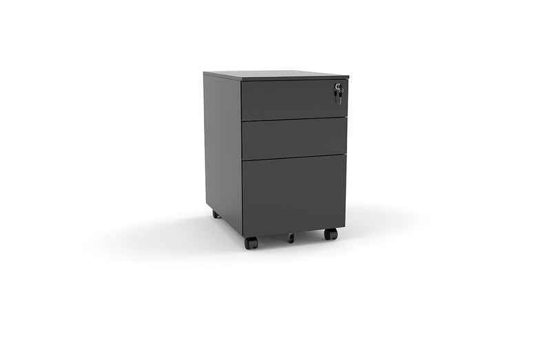 Agile Mobile Drawer Unit - Mobile Pedestals/ Caddys - pimp-my-office-au