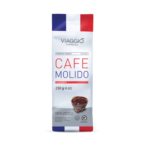 French Roast | 250 gr. de Café Molido