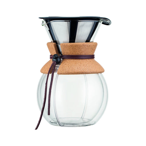 POUR OVER BODUM CON DOBLE PARED 8 TAZAS