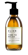 Laden Sie das Bild in den Galerie-Viewer, Elixr Hand Body Wash TIME TO RELAX, Aromakosmetik