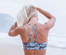Laden Sie das Bild in den Galerie-Viewer, Yoga Bra Sprt-BH TROPICAL