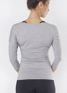 Yoga Wickel-Shirt INDRA