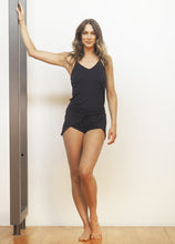 Laden Sie das Bild in den Galerie-Viewer, Damen Yoga Shorts JAYA, Anthrazit