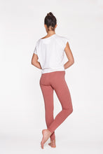 Laden Sie das Bild in den Galerie-Viewer, Yoga Leggings Plain Canyon Rose