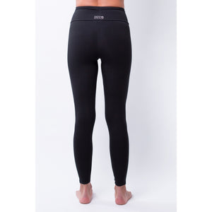 Yoga Leggings  NAOMI Magic Black, Schwarz