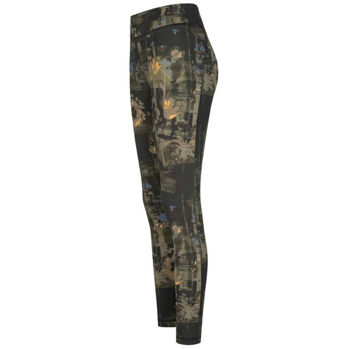 Yoga Leggings PANAREA Goldflush, Multicolor