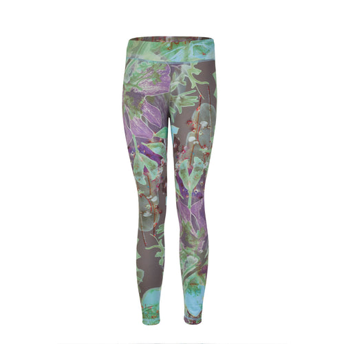 Yoga Leggings PANAREA City bloom, Multicolor