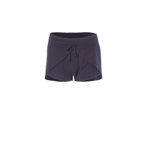 Damen Yoga Shorts JAYA, Anthrazit