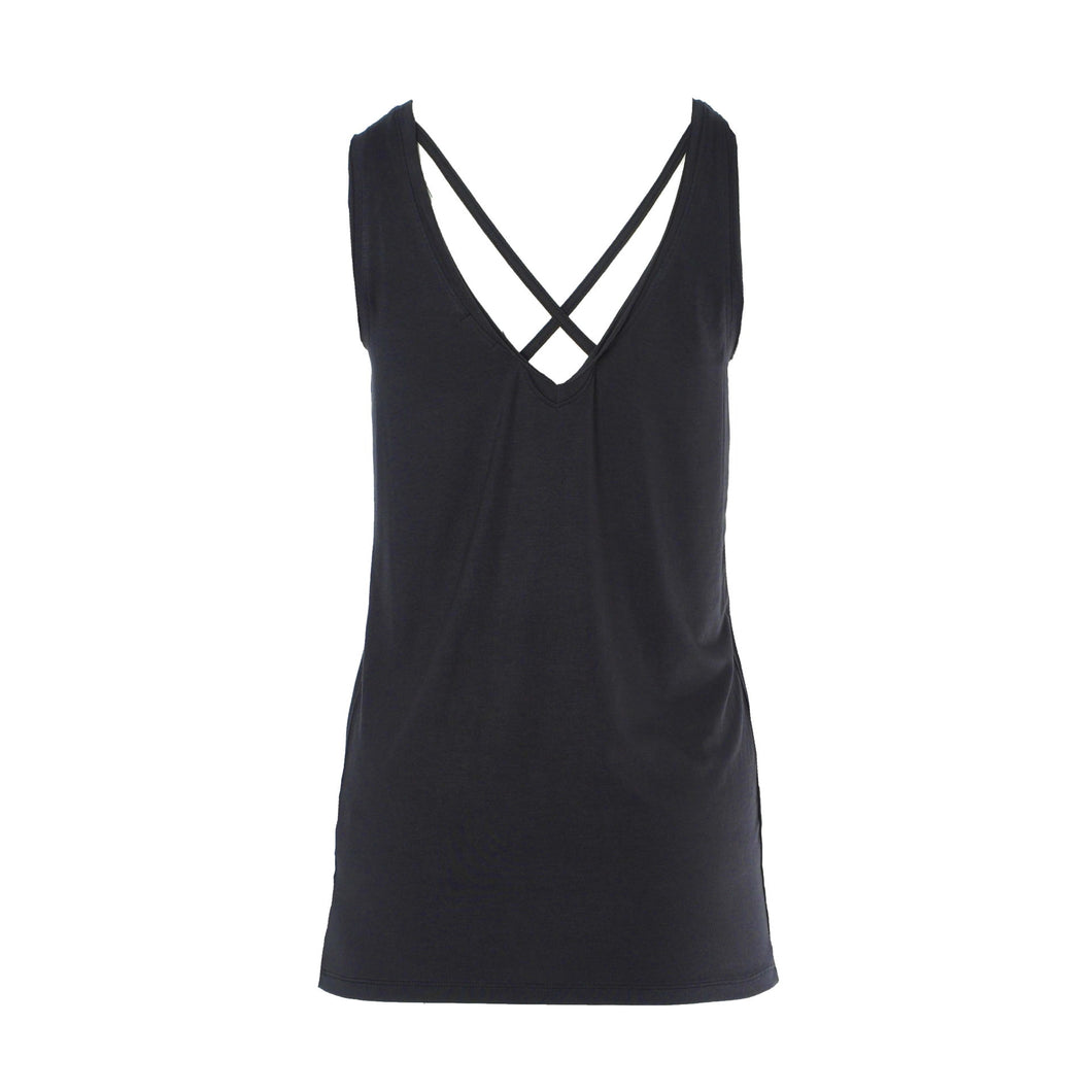 Yoga Tank Top SUMATI, Anthrazit