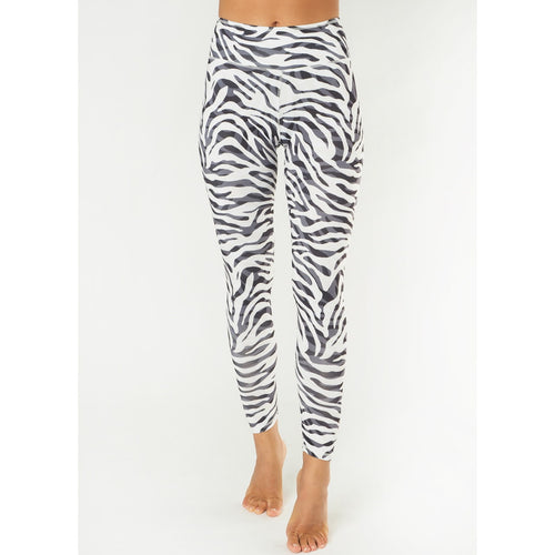 Yoga 7/8 Leggings ZEBRA, S/W