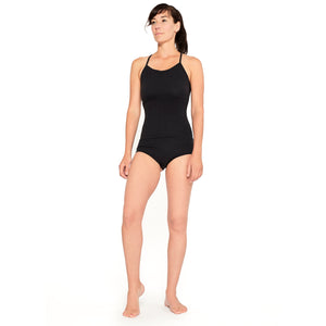 "Yoga Body ""Soft Black"", Schwarz"