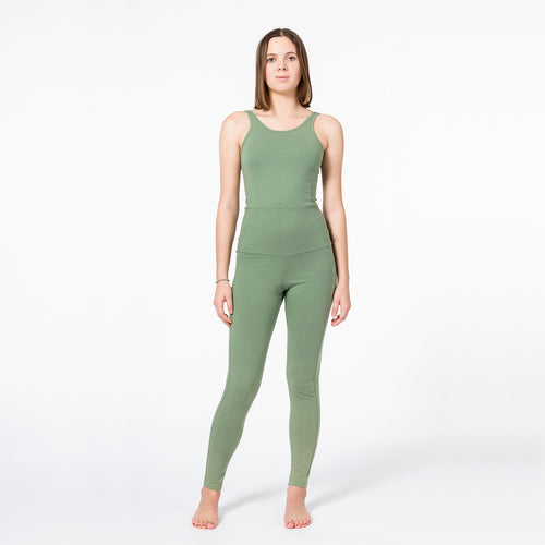 Yoga Jumpsuit SEA SPRAY, Grün