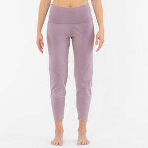 "Yoga-Hose High Waist ""Lilac"""