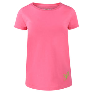 Yoga T-Shirt BASIC, Rosa