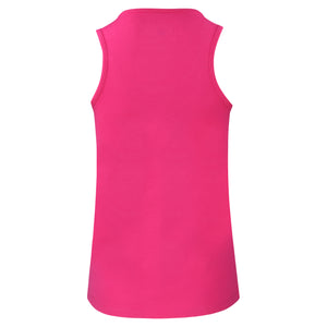 "Yoga Tank Top Basic ""Pink"", GOTS"