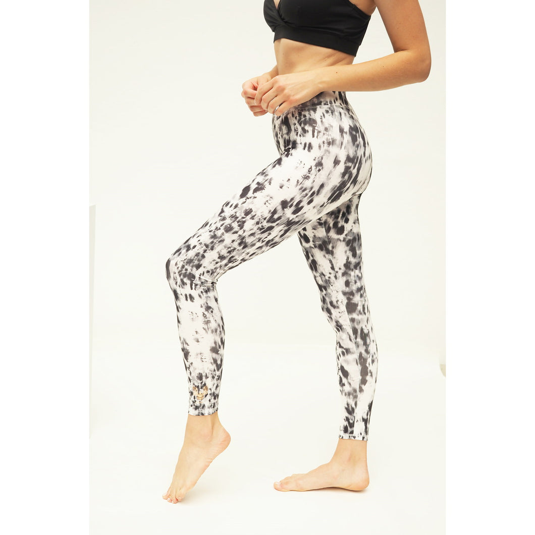 Yoga Leggings GANGA ANIMAL, 7/8