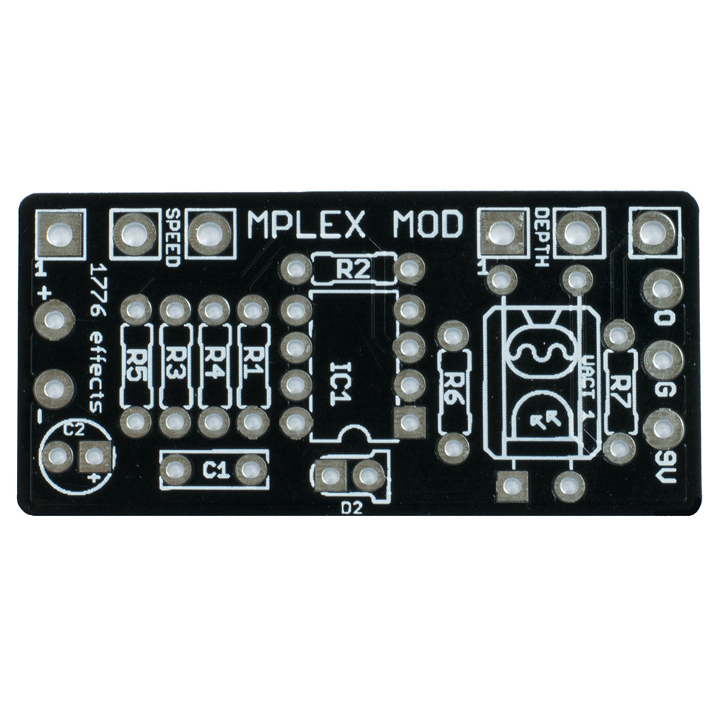 MP Modulation Add-On PCB