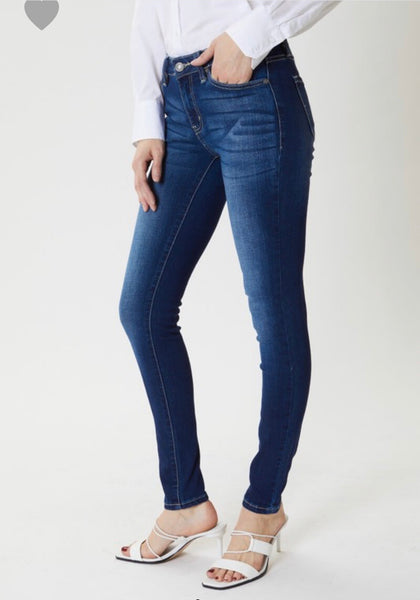 KANCAN NON-STRESSED JEANS
