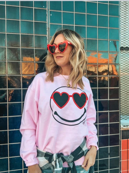 😍HEART EYES SWEATSHIRT😍