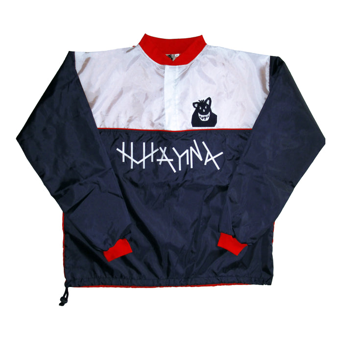 HHAYINA Baseball Windbreaker