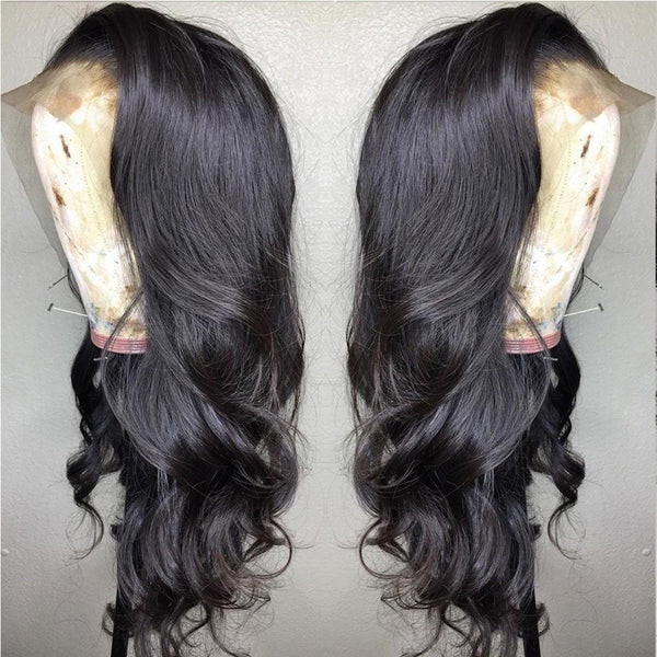 Body Wave Lace Frontal Human Hair Wig