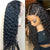 (OVER $48 Free Shipping Today)--Deep Curly Lace Front Wigs